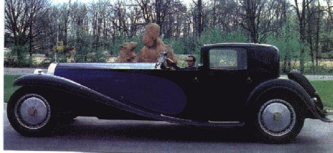 Bugatti Royale Replica S