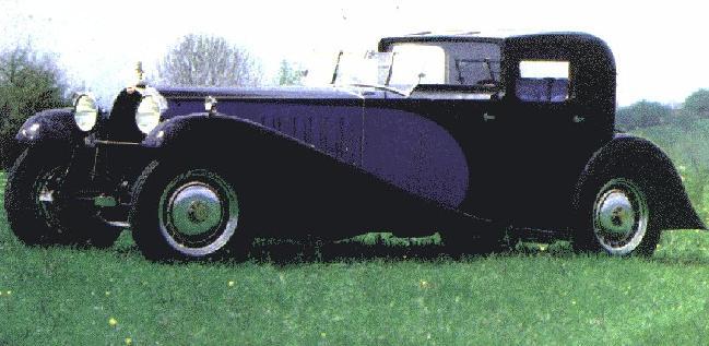 bugatti royale replica's