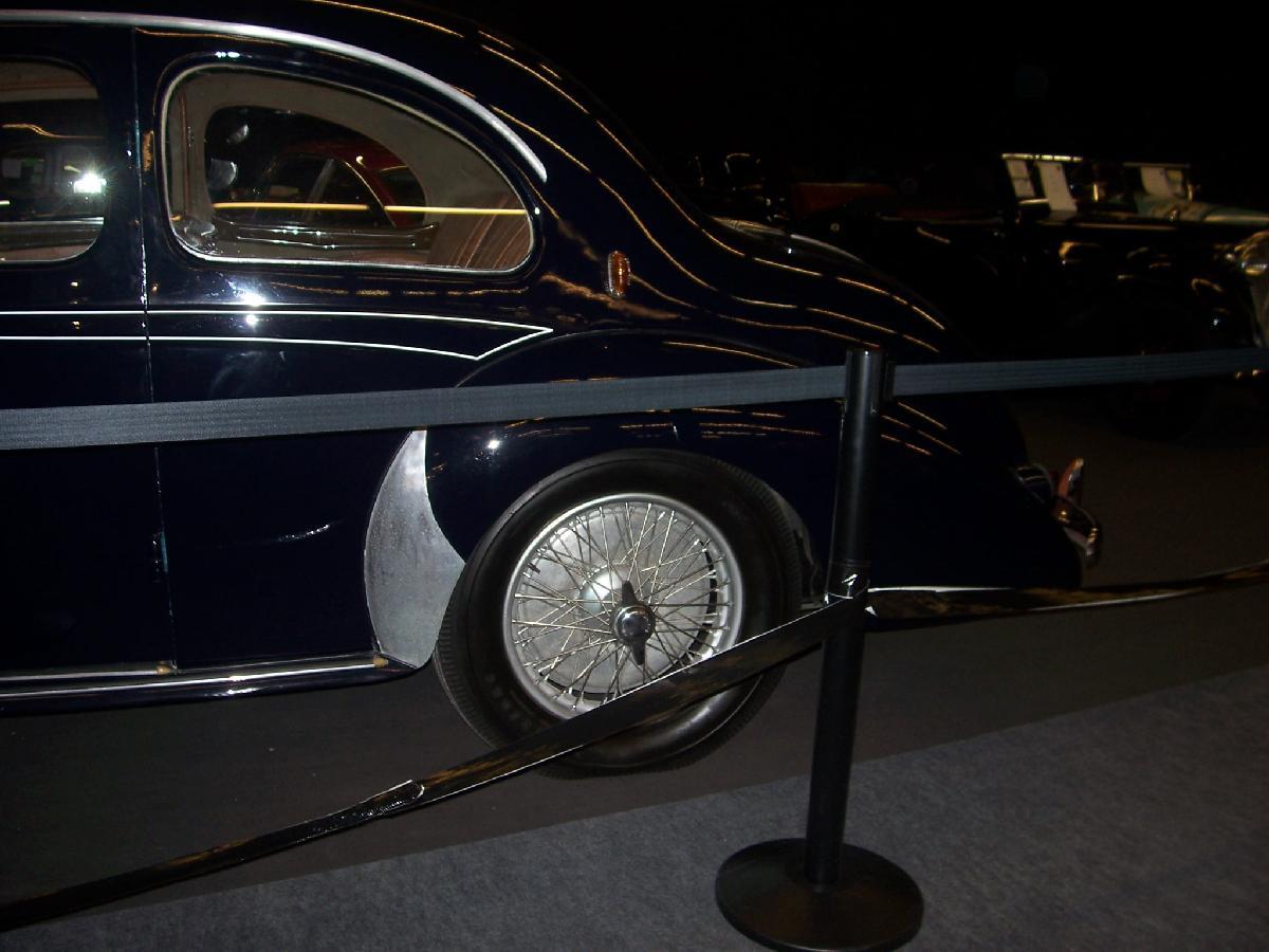 1951 Bugatti Type 101 Coach