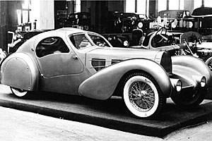 the Bugatti revue, 14-1, The mythical meteorite