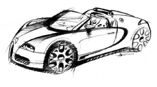 The Bugatti Revue 14 1 Veyron Design Analysis