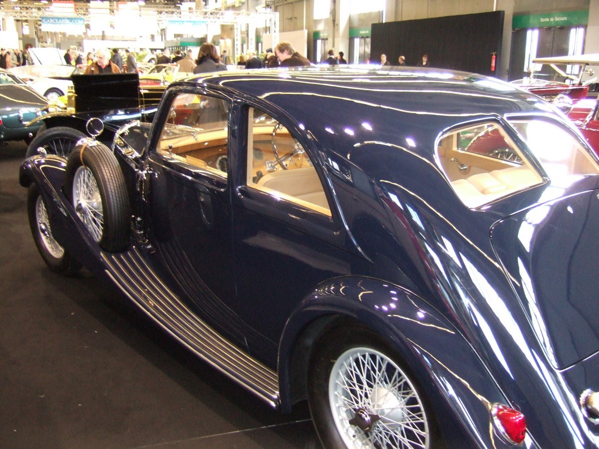 Bugatti Type 57 James Young