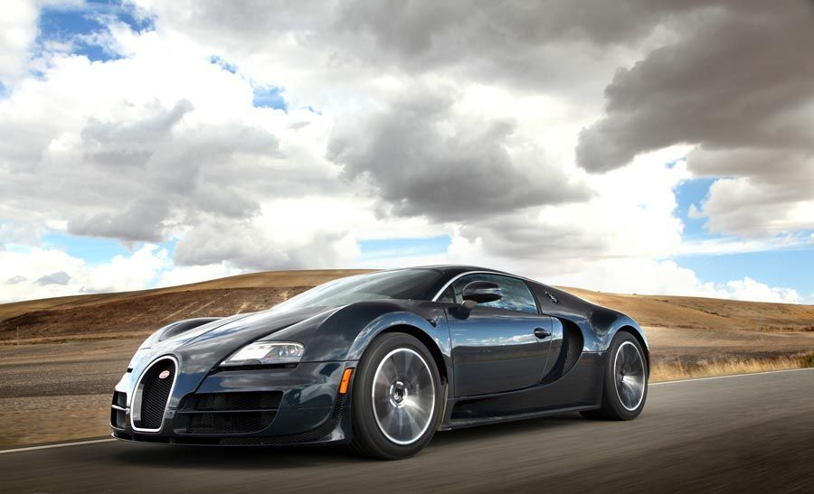 The Bugatti Revue: The King Of Road Cars : The Bugatti Veyron 16.4 Super  Sport