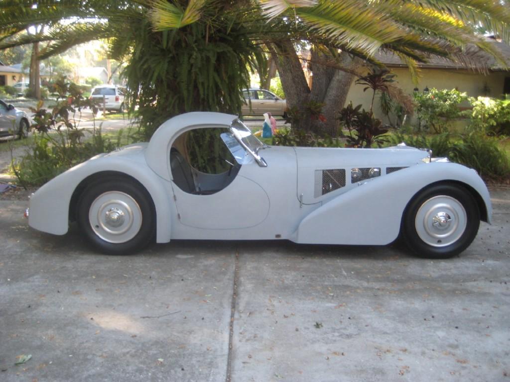 """The Bugatti Revue: """"Coventry Bugatti"""" 57S Kit"""