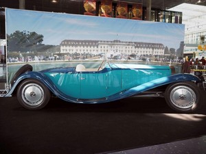 There Is A Specific Bugatti Class For The Tour And There Will Be A Specific Bugatti Exhibition Showing In A World Premiere