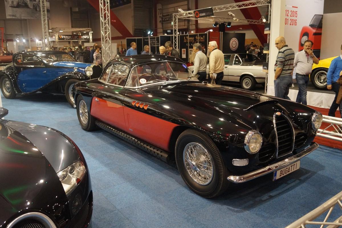 Of Bugattis The Bugatti Revue 21 1 Brussels Interclassics 2015