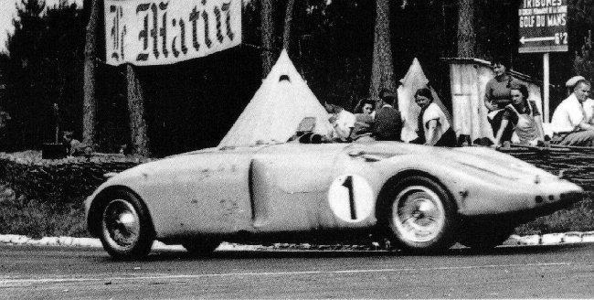 The Bugatti Revue Bugattis Racing At Le Mans