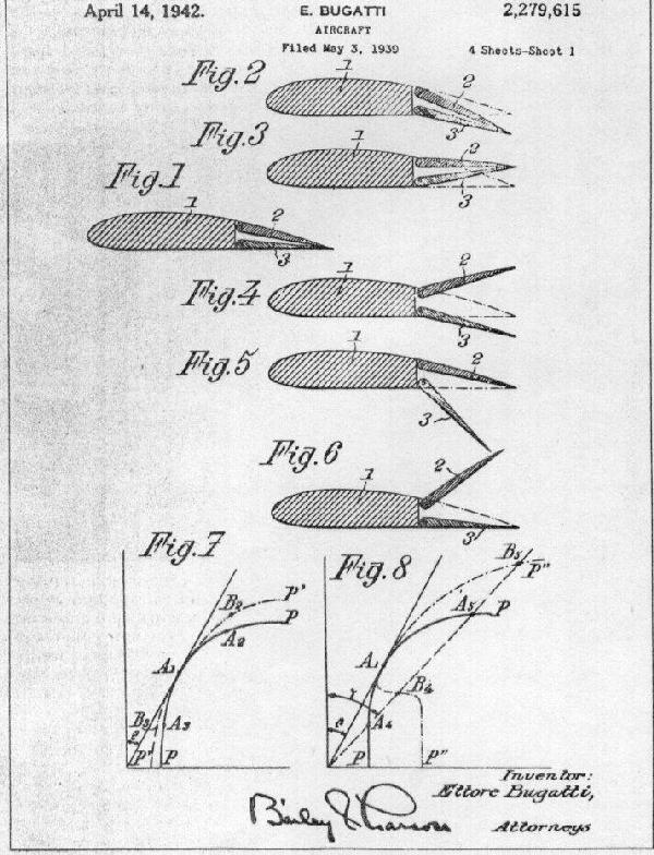 the bugatti revue bugatti aircraft Aviation Engine Diagram drag reducing flaps